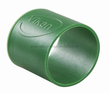 Rubber ring: per set van 5 ringen Ø 26 mm Groen